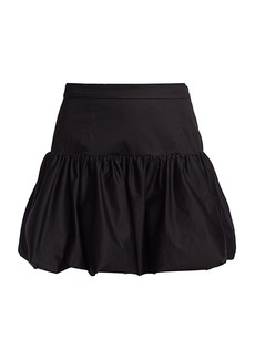Derek Lam Kami Bubble Mini Skirt