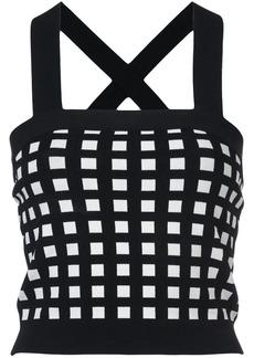Derek Lam Knitted Crop Top
