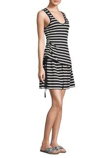 Derek Lam Layered Stripe Dress