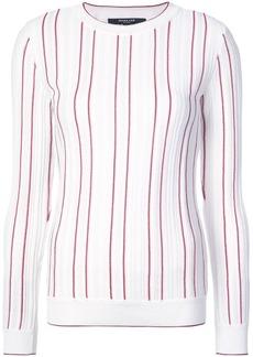 Derek Lam Long Sleeve Slim Pullover