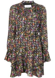 Derek Lam long-sleeved floral dress