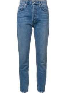 Derek Lam Lou High-Rise Classic Straight Leg