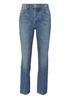 Derek Lam Lou Straight Jeans