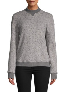 Derek Lam Mockneck Cotton Top