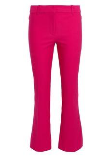 Derek Lam Pink Crop Flare Trousers