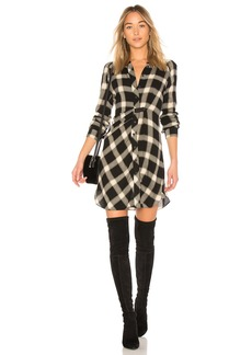 Derek Lam Plaid Button Down