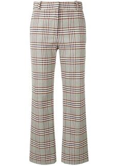 Derek Lam plaid trousers