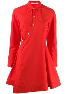 Derek Lam poplin short dress