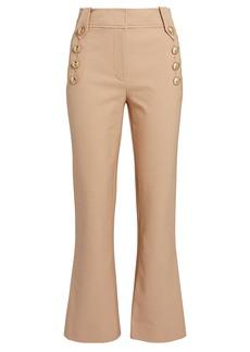 Derek Lam Robertson Sailor Cropped Trousers