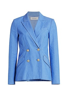 Derek Lam Rodeo Double-Breasted Blazer