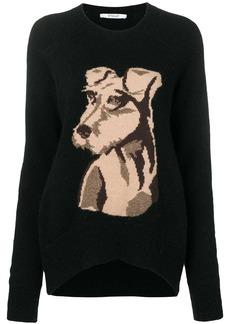 Derek Lam Roscoe intarsia sweater