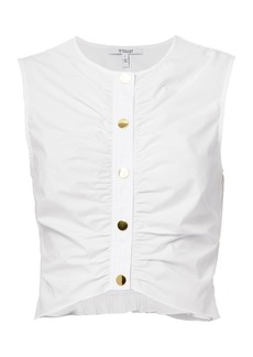 Derek Lam Ruched Top