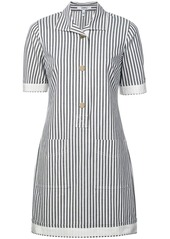Derek Lam Short Sleeve Utility Shirt Dress