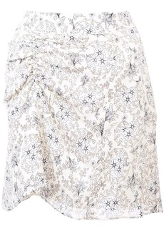 Derek Lam Skirt with Ruched Detail