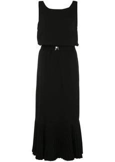Derek Lam belted long dress