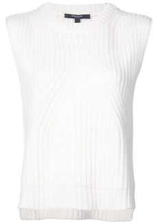 Derek Lam Sleeveless Cropped Shell