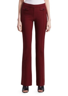 Derek Lam Stitched Flare Trousers