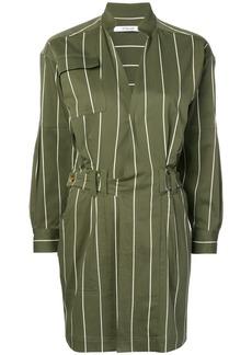 Derek Lam striped utility dress
