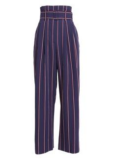 Derek Lam Striped Wide Leg Culottes