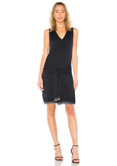 Derek Lam Tie Waist Knit Dress
