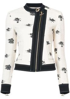 Derek Lam Tweed Moto Jacket