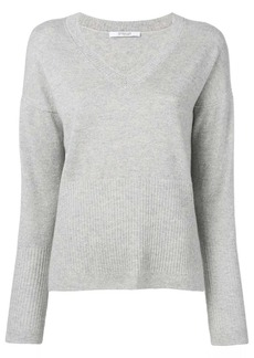 Derek Lam Twilight Wooster V-neck jumper