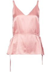 Derek Lam V-Neck Cami with Side Ties