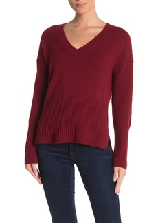 Derek Lam V-Neck Cashmere Sweater