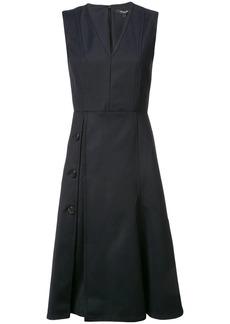 Derek Lam v-neck tailored dress