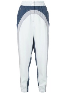 Derek Lam colour-block track pants