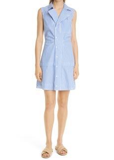 Women's Derek Lam 10 Crosby Satina Cotton Shirtdress