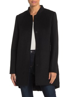 Derek Lam Wool & Quilted Coat