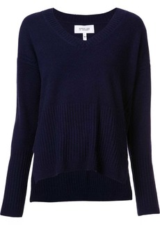 Derek Lam Wooster V-Neck Sweater