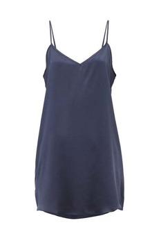 Derek Rose Bailey silk slip nightdress