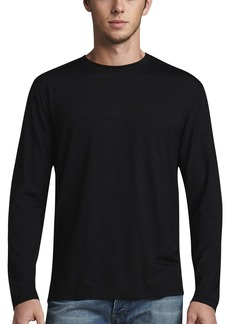 Derek Rose Basel 1 Long-Sleeve Jersey T-Shirt  Black