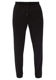 Derek Rose Basel micromodal-blend jersey track pants