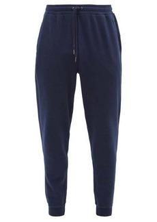 Derek Rose Devon cotton-jersey track pants