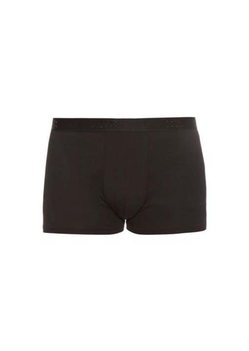 Derek Rose Jack pima-cotton boxer trunks