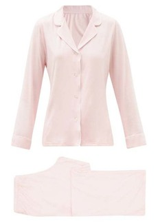 Derek Rose Lara modal-blend pyjamas