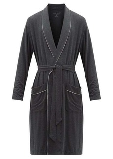 Derek Rose Marlowe stretch-jersey robe