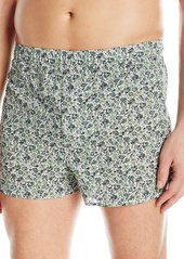 Derek Rose Men's Dixie 5 Modern Fit Cotton Boxer Shorts
