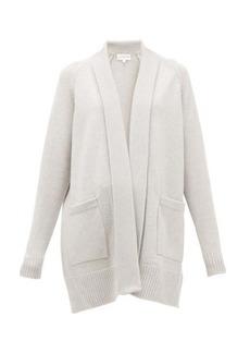 Derek Rose Nina shawl-lapel cashmere cardigan