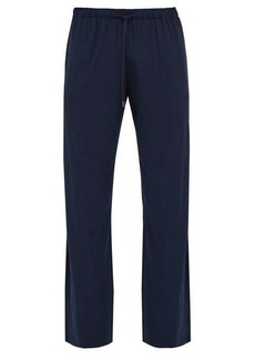 Derek Rose Stretch-jersey pyjama trousers