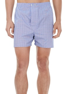 Derek Rose Felsted Classic Boxers  Glen Plaid
