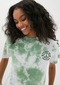 Desert Dreamer Peace In Nature Recycled Tee