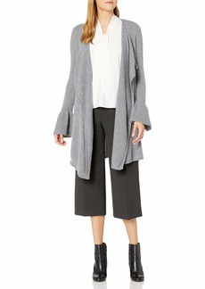 Design History Women's Easy Long Cozy Sweater  L