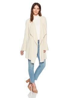 Design History Women's Easy Long Cozy Sweater  M