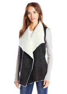 Design History Women's Shearling Cozy Jacket
