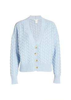 Design History Knit Crochet Cardigan