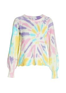 Design History Tie-Dye Sweater